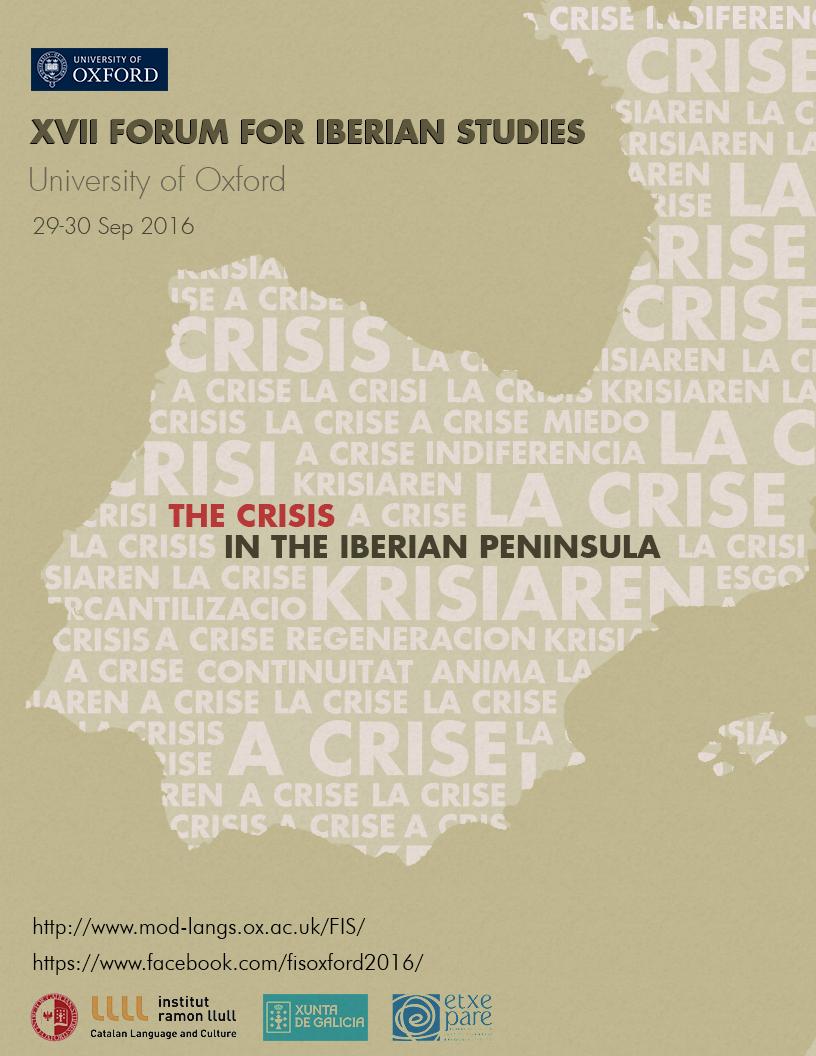 XVII Forum for Iberian Studies